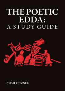 Poetic Edda Study Guide Front Cover JPG